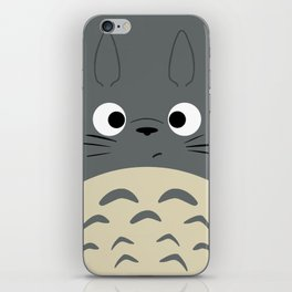 Curiously Troll ~ My Neighbor Troll iPhone Skin