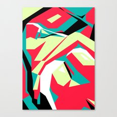 Abstract #1 Canvas Print