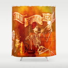 BLOOD SMOKERS - 022 Shower Curtain