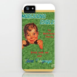 DIRTY PROPAGANDA iPhone Case