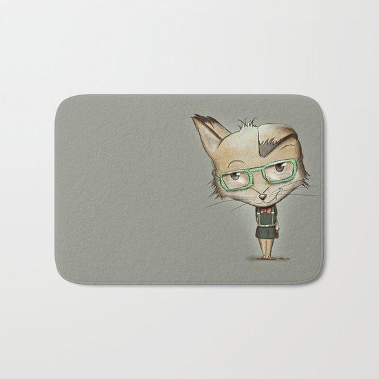 Innocent Fox? Bath Mat