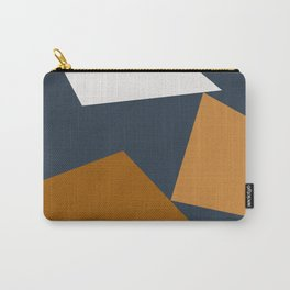 Abstract Geometric 25 Carry-All Pouch