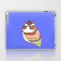 Owl, owl art, owl illustration, owl print,  Laptop & iPad Skin