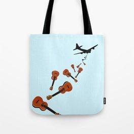Uke Em Tote Bag