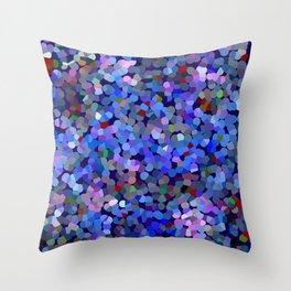Cool Dots Throw Pillow