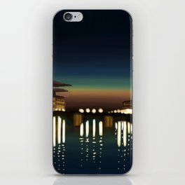 The Arno River iPhone Skin
