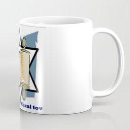 Bat Mitzvah Coffee Mug