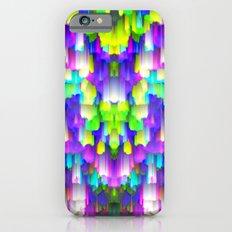 Colorful digital art splashing G392 Slim Case iPhone 6s