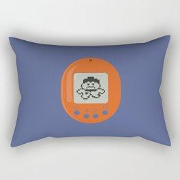 1990s Parenting Rectangular Pillow