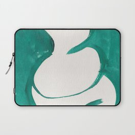 Catty Is  Giddy | 181218 Faces Watercolour Kawaii Laptop Sleeve