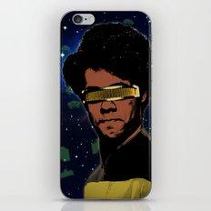 Moss Trek (no tagline) iPhone & iPod Skin