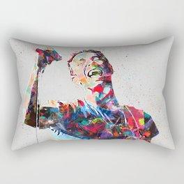 Chris Martin Rectangular Pillow