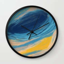 The Lonely Hour Wall Clock