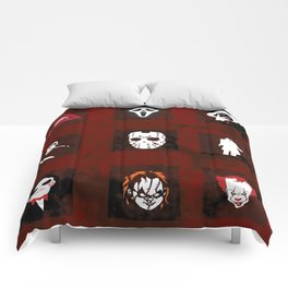 Horror Legends Comforters