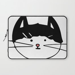 Noop Kitty Laptop Sleeve
