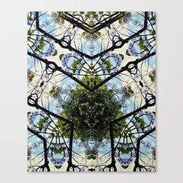 Natural Pattern No 1 Canvas Print