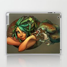 Smoking Fish Laptop & iPad Skin