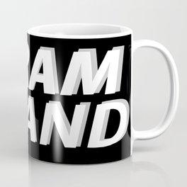 Ram Band. Coffee Mug
