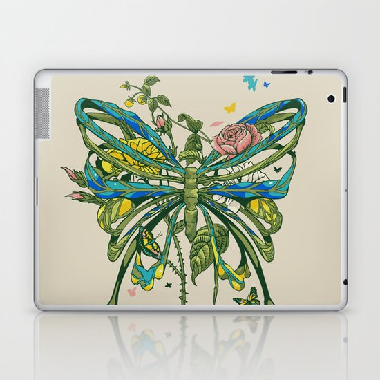 Lifeforms Laptop & iPad Skin