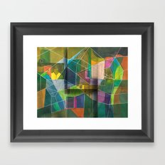 Escoleoptara Framed Art Print
