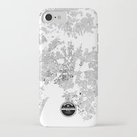 sydney iPhone & iPod Cases featuring SYDNEY by Maps Factory