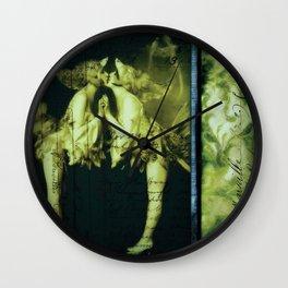Doppleganger  Wall Clock