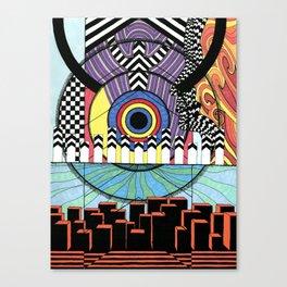 Target Canvas Print