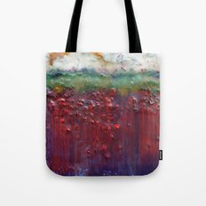 Colors of the Season (christmas abstract) Tote Bag