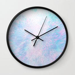 Snow Motion Wall Clock