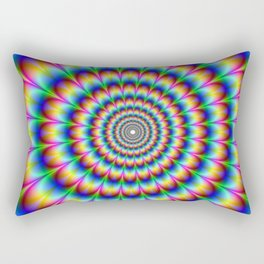 Trippy Stoner Rectangular Pillow