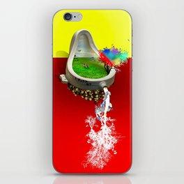 Island Duchamp iPhone Skin