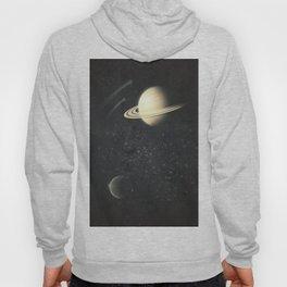 Deep Black Space Hoody