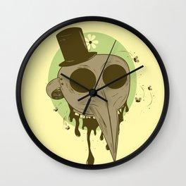 Plague Rotter Wall Clock