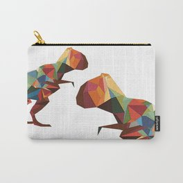 Polygone T-rex Carry-All Pouch