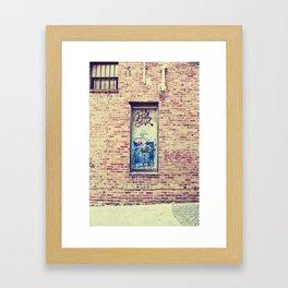 Coolidge Park Framed Art Print