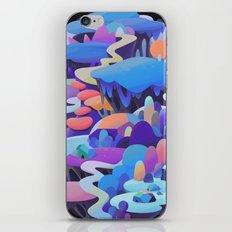 asteroid iPhone & iPod Skin