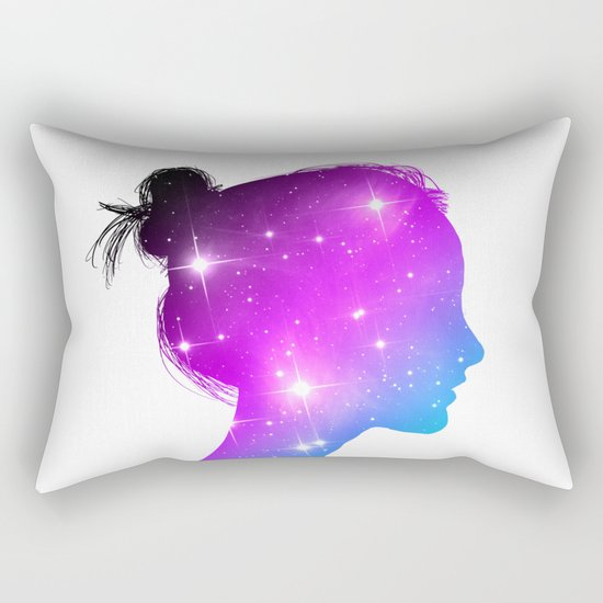 Star Sister / Color 1 Rectangular Pillow