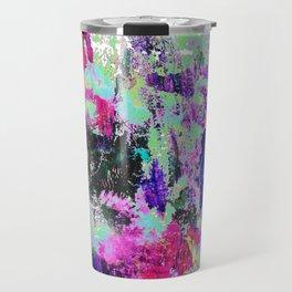 Bright Paint Peeling Travel Mug