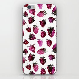 Blackberries iPhone Skin