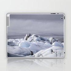 Glacier Lagoon Laptop & iPad Skin