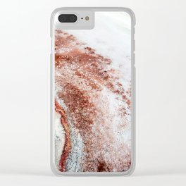 salines Clear iPhone Case
