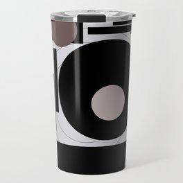 Optical Mink Travel Mug