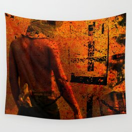 REBELLES Wall Tapestry