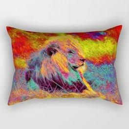 lionp Rectangular Pillow