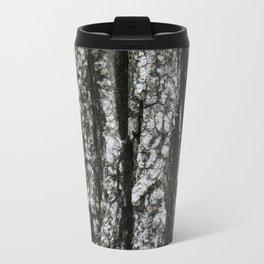 Tree texture Travel Mug