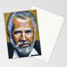 The Most Interesting Man In The World Stationery Cards