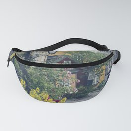Who said Oslo is grey? Fanny Pack