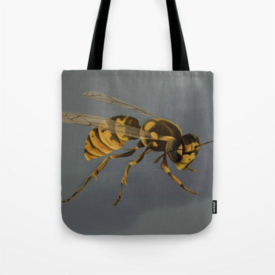 little wasp  Tote Bag