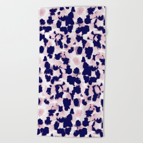 Animalia Beach Towel