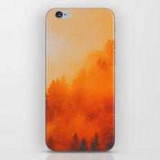 ON FIRE iPhone & iPod Skin